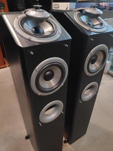 Mirage OMNI 250 speaker (Used)  SOLD 112