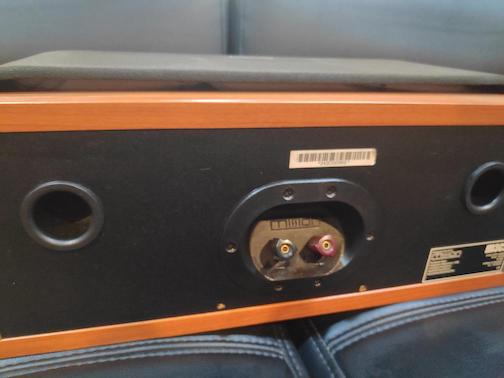 Mission M3C2 center speaker (Used) 117