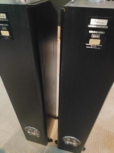 Mirage OMNI 250 speaker (Used)  SOLD 212