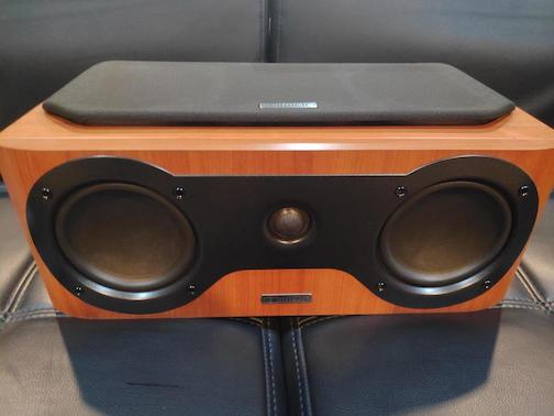 Mission M3C2 center speaker (Used) 411