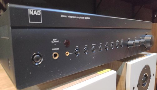 NAD C326BEE amplifier (Used) Img_2020