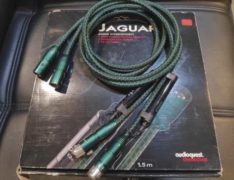 AudioQuest Jaguar interconnects (Used) Jaguar10