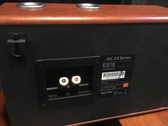 JBL ES10 speakers (Used) SOLD  Jbl_es12