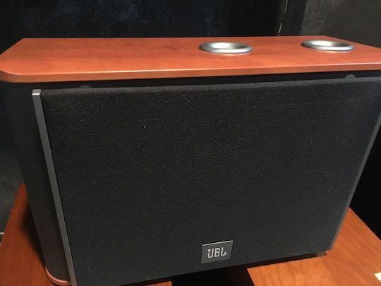 JBL ES10 speakers (Used) SOLD  Jbl_es13