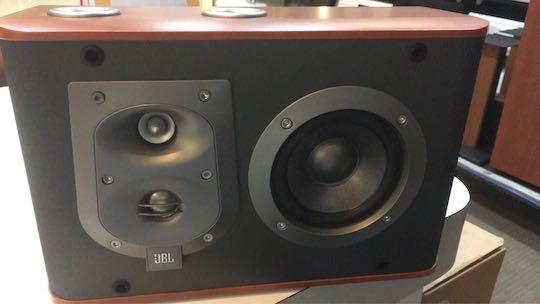 JBL ES10 speakers (Used) SOLD  Jbl_es14