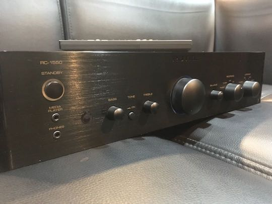 Rotel RC-1550 pre-amplifier (Used) SOLD Rotel_10