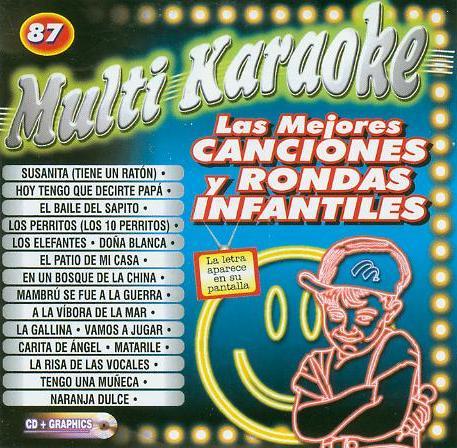 MULTIKARAOKE  CARATULAS Rondas10
