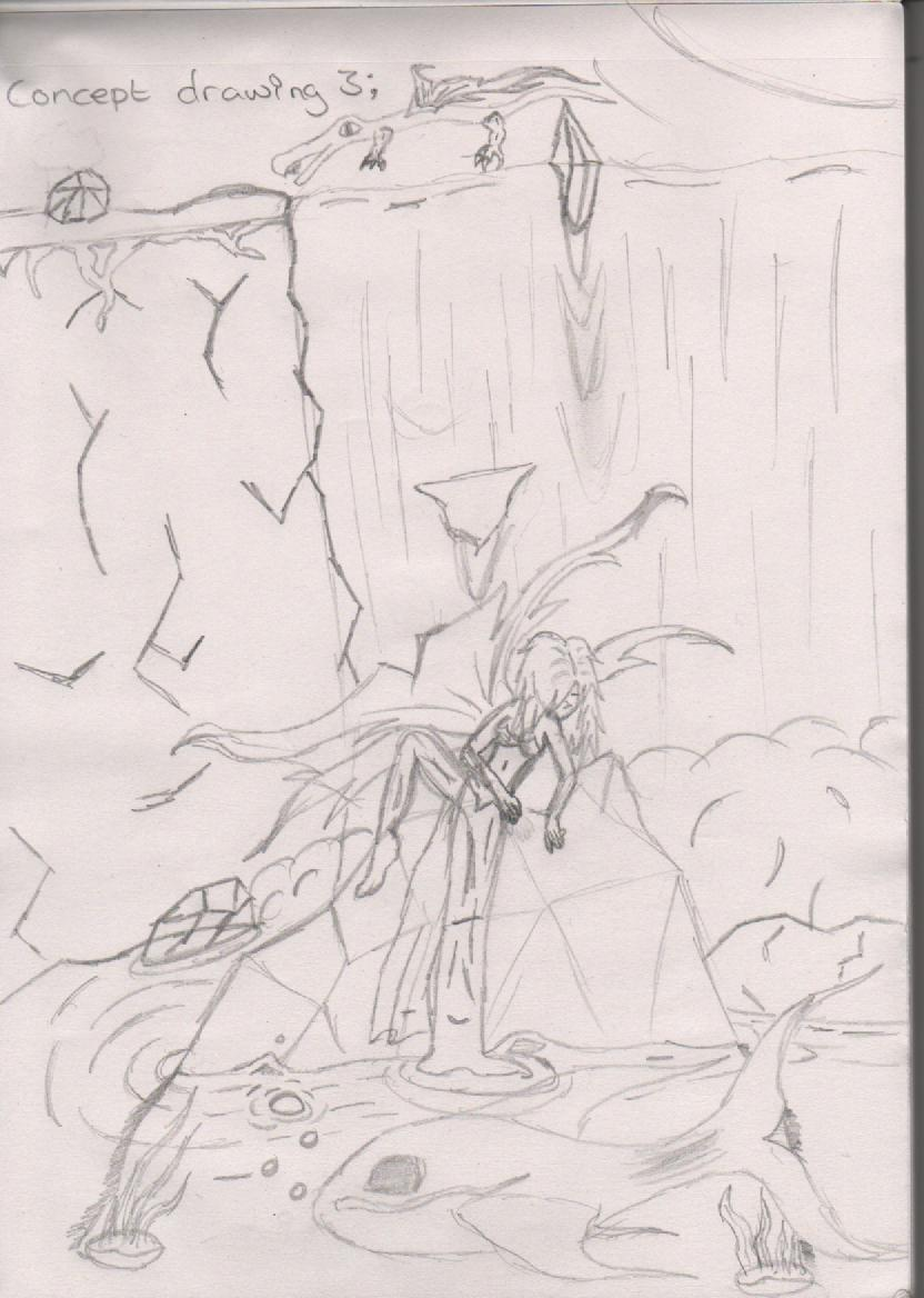 My 3 concept Drawings Concep17