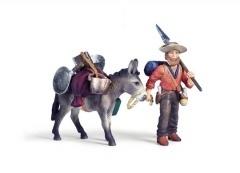 Figurines du far west Cherch11
