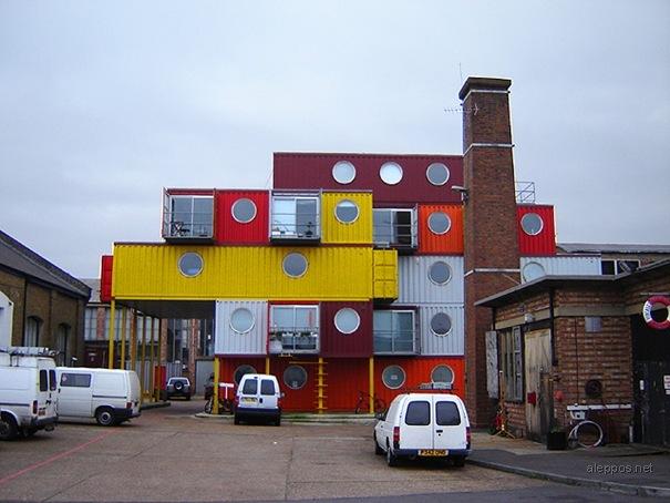 40 صورة لمباني غريبة ( بتجنن ) 1310