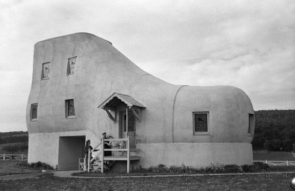 40 صورة لمباني غريبة ( بتجنن ) 2310