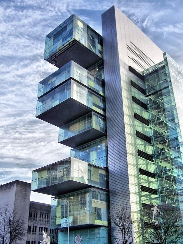 40 صورة لمباني غريبة ( بتجنن ) 2710
