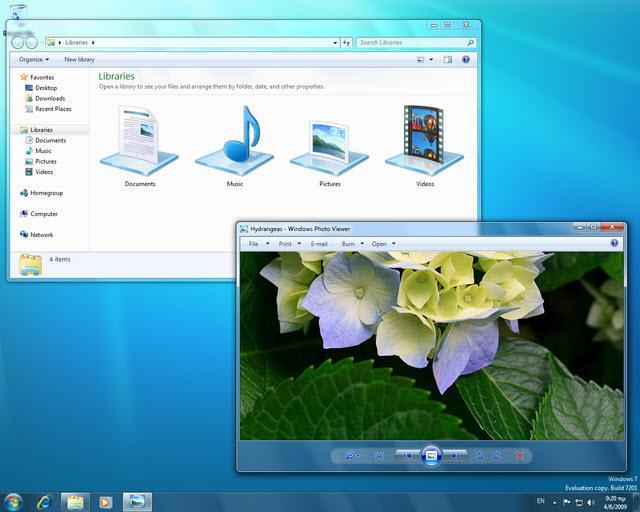 أحدث نسخة ويندوز سفن Microsoft Windows 7 Build 7201 نسخه اصليه مضاف اليها اخر التحديثات الرسميه من مايكروسوفت بحجم 2.35 GB وعلى اكثر من سيرفر 521
