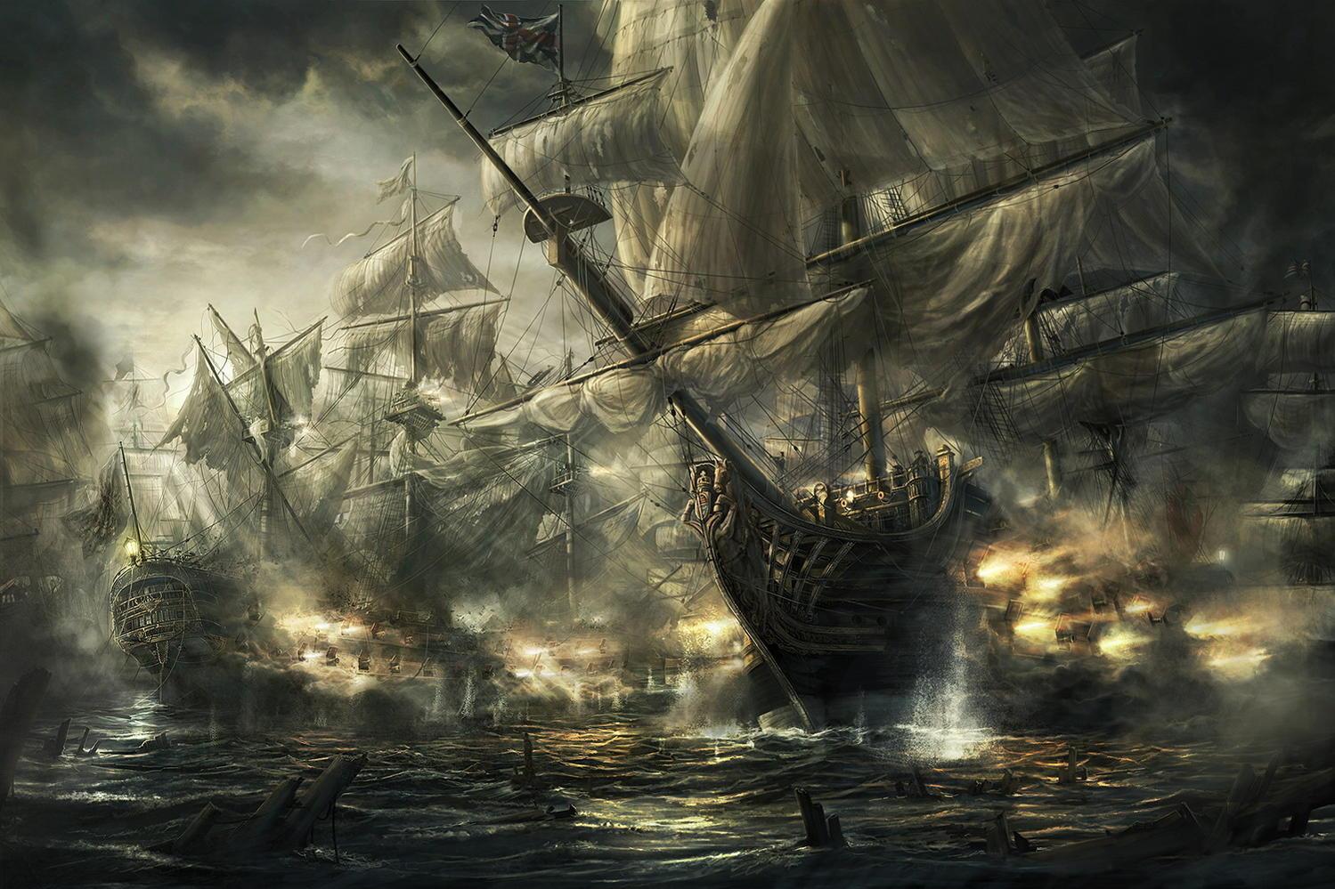 Desktop backrounds Pirate10