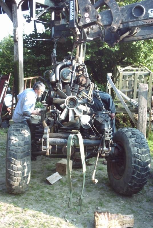 la restauration de mon 406A de 1970 Deleau10