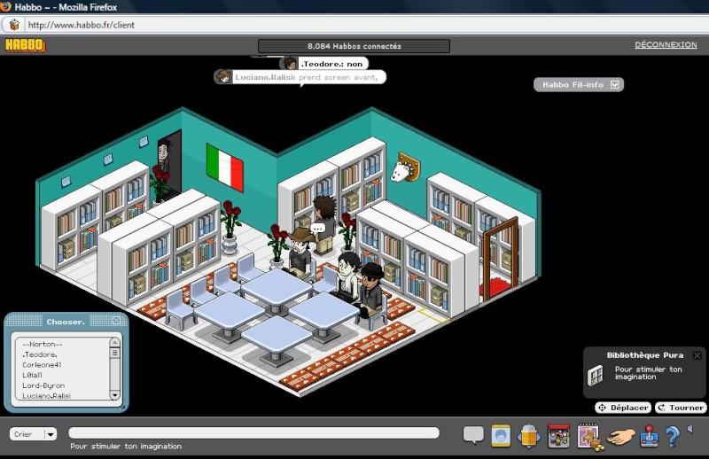 [ronaldo416] Famille Fercini : Bibliothèque Xd10