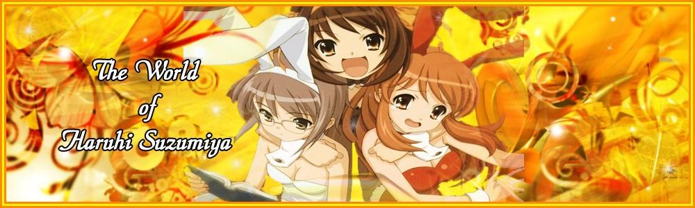 ___The World of Haruhi Suzumiya___
