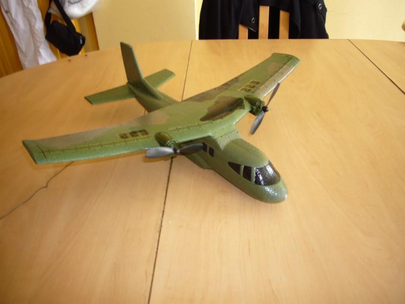 xtwin air lifter photo et video Avion_12