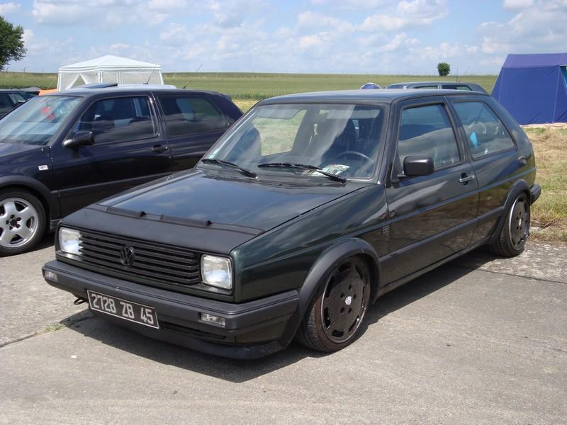 [ VW ] GOLF MK2 Dsc02514