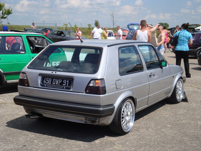 [ VW ] GOLF MK2 Dsc02611