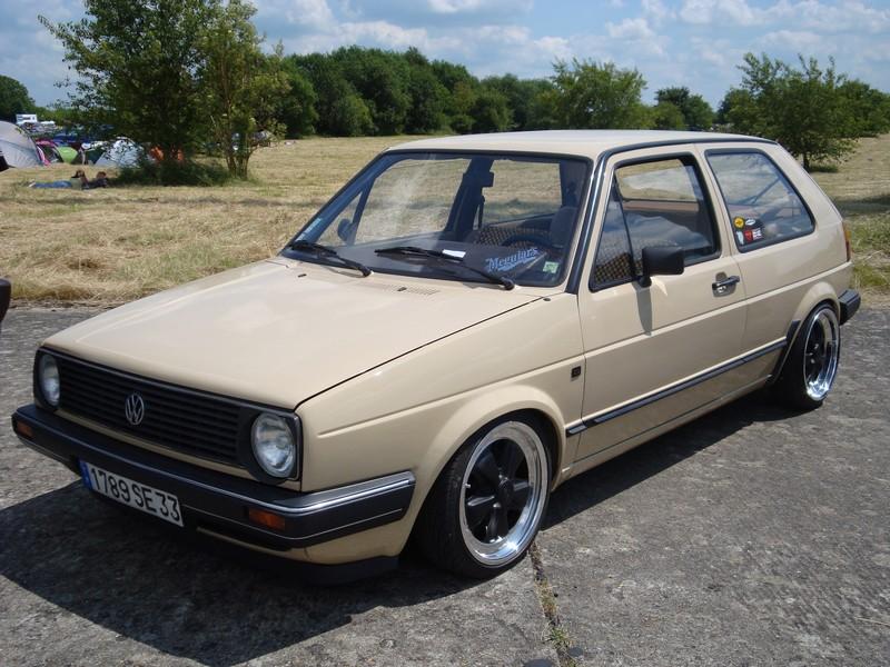 [ VW ] GOLF MK2 Dsc02613