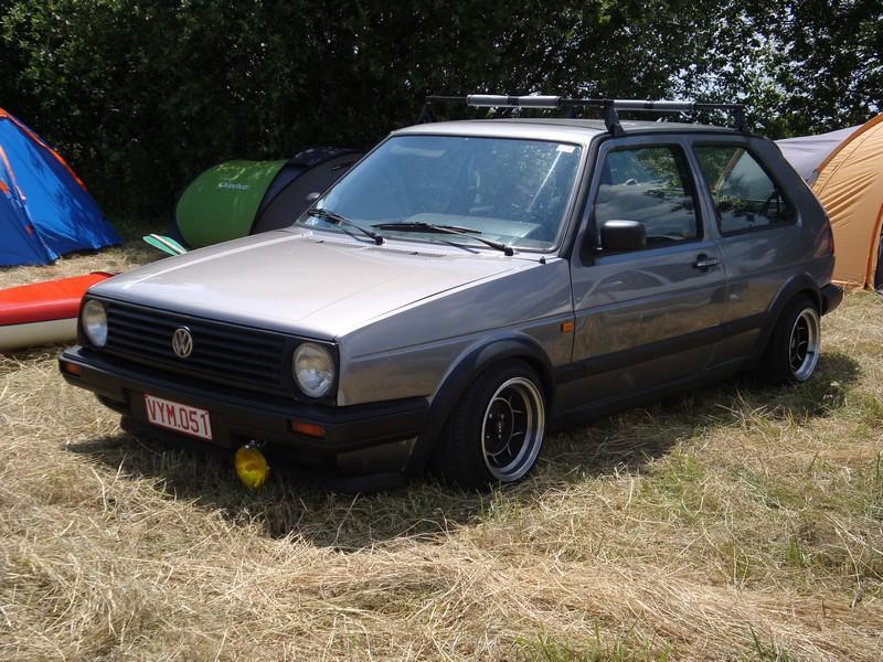 [ VW ] GOLF MK2 Dsc02616