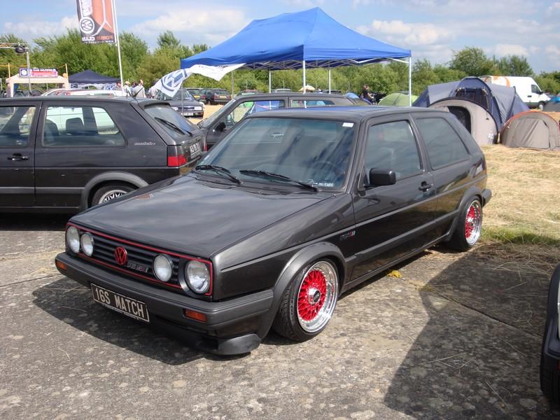 [ VW ] GOLF MK2 Dsc02713