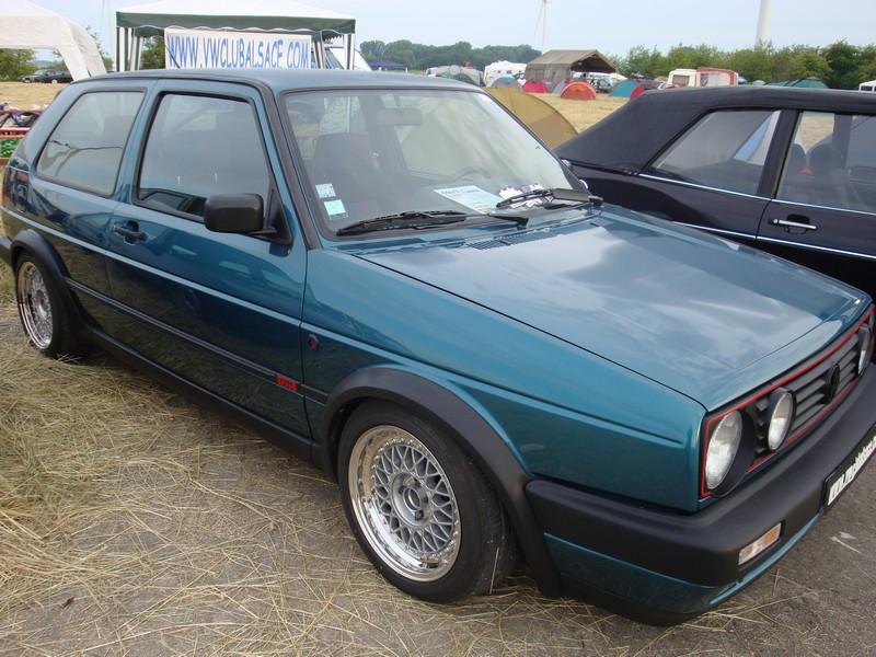 [ VW ] GOLF MK2 Dsc02814