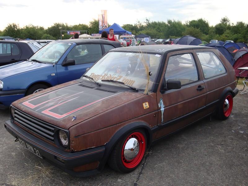 [ VW ] GOLF MK2 Dsc02815