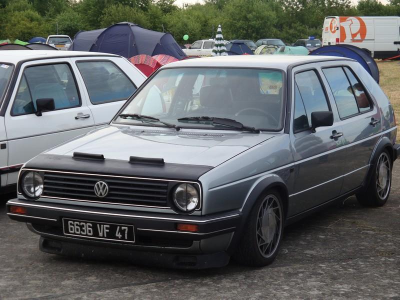 [ VW ] GOLF MK2 Dsc02817