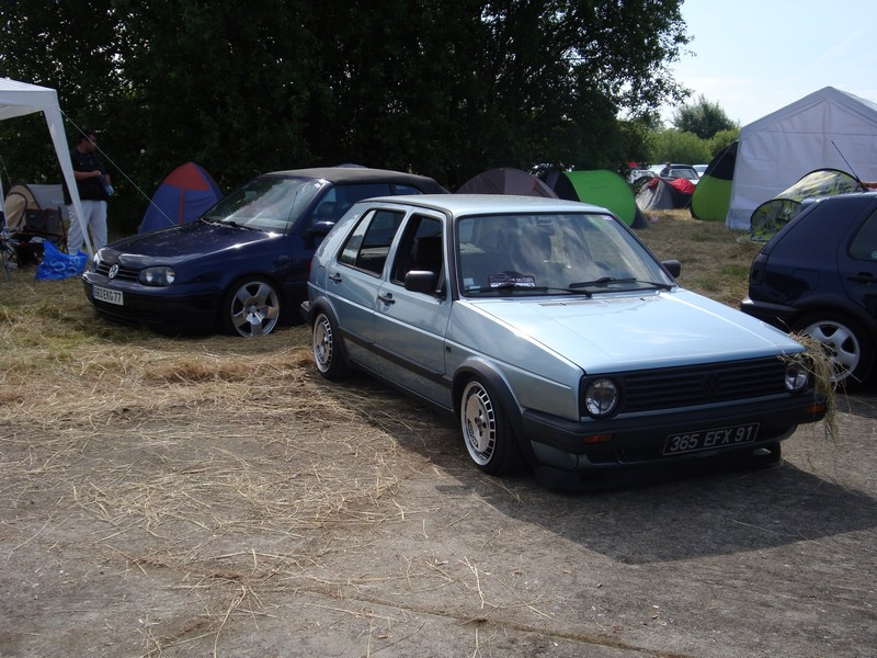 [ VW ] GOLF MK2 Dsc02920