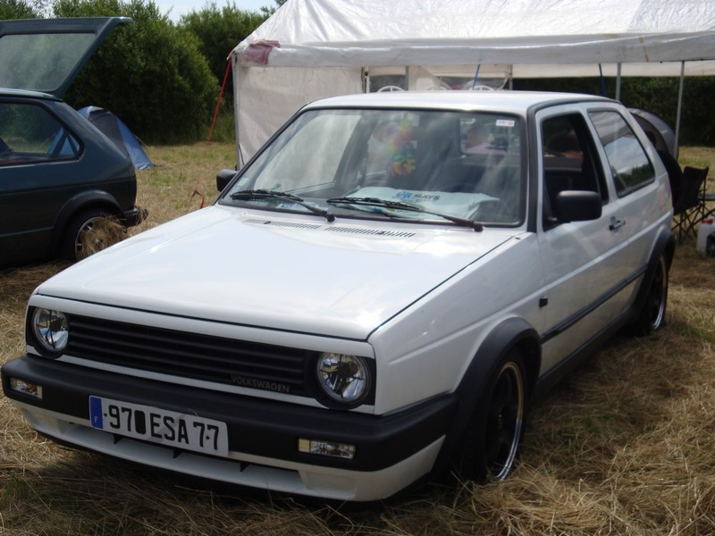 [ VW ] GOLF MK2 Dsc03015