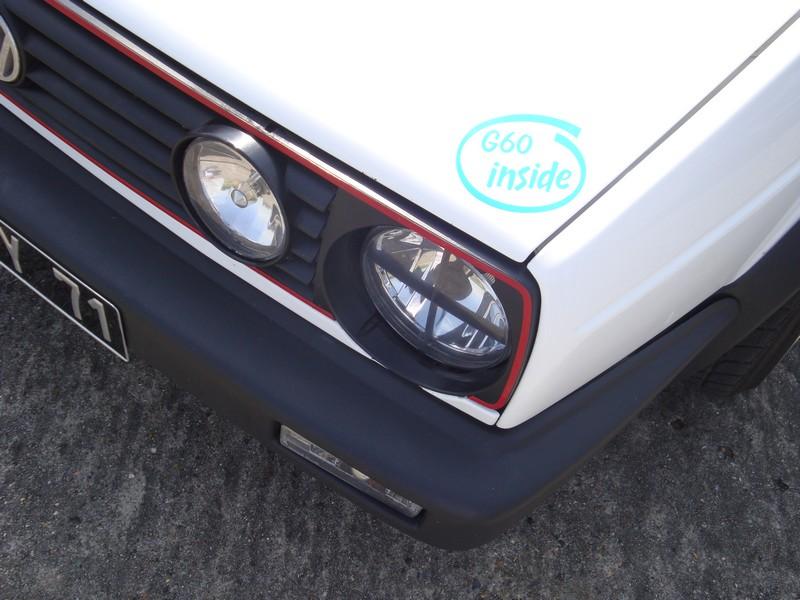 [ VW ] GOLF MK2 Dsc03022