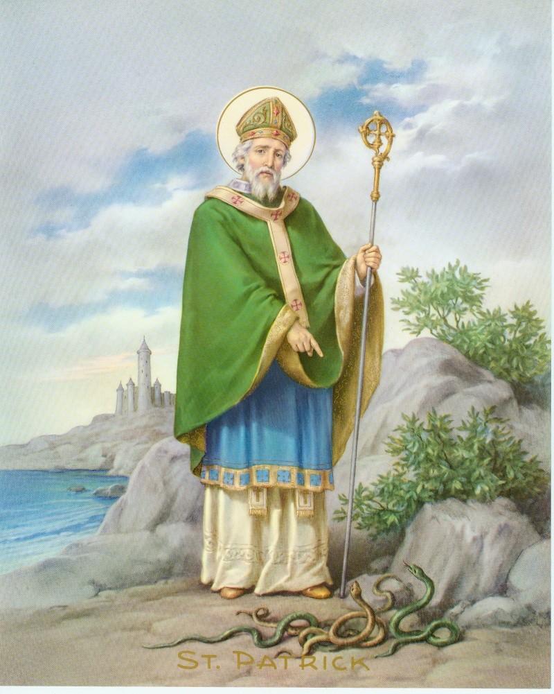 Saint Patrick Saint_12