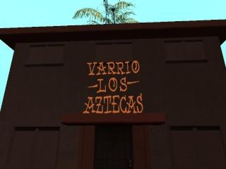 Los Aztecas - Rules Logo11
