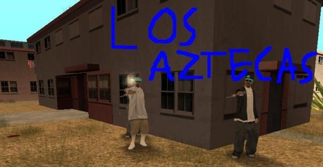 Los Aztecas - Members and Ranks Los_az16