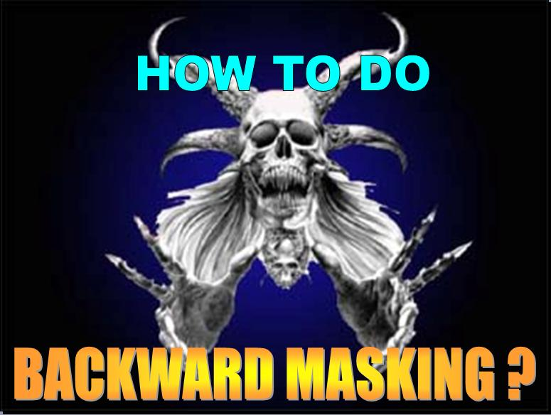 BACKWARD MASKING - Page 4 611