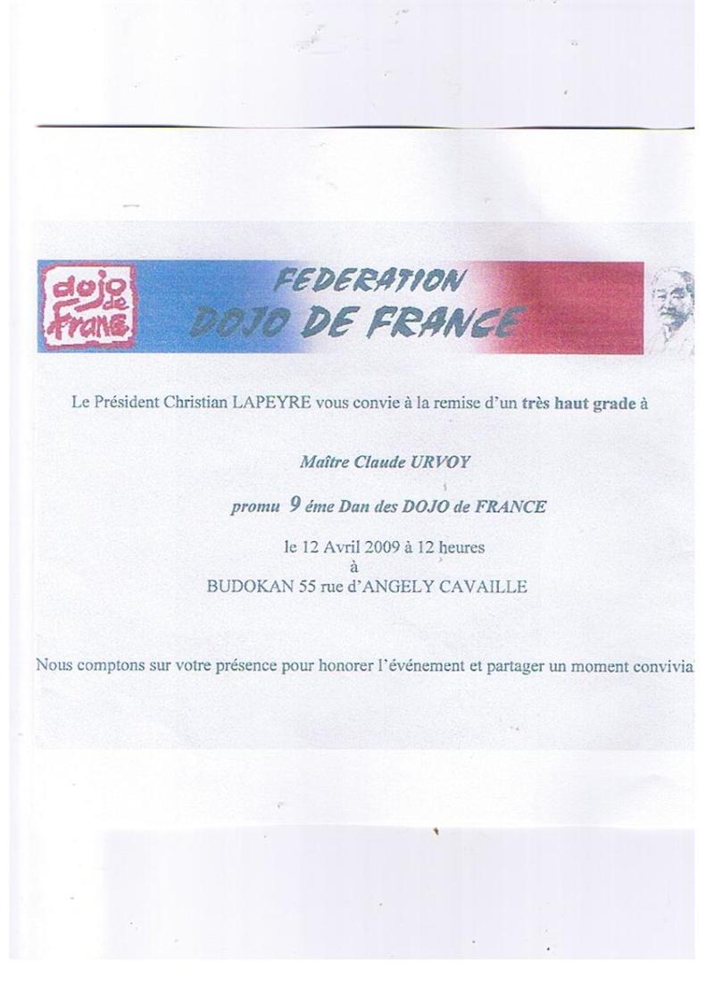 Claude Urvoy : 9e Dan ! Ou l' Urvoy de son Maitre ! Photo_10