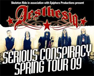 AESTHESIA Tour10