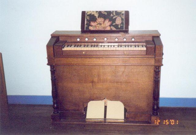 mon harmonium Christ10