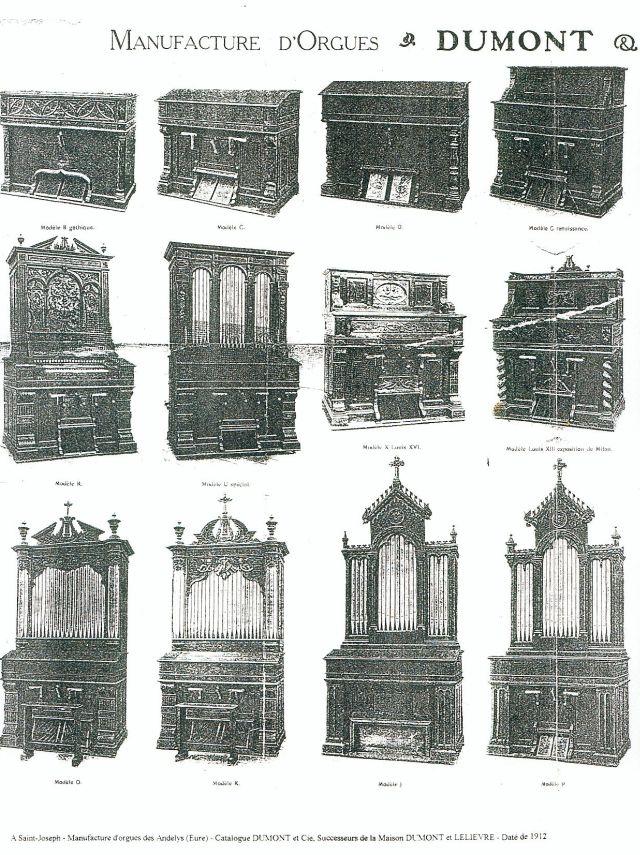 Catalogues de fabricants D111