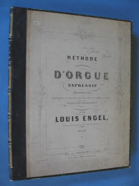 Inventaire des méthodes d'harmoniums Engel10
