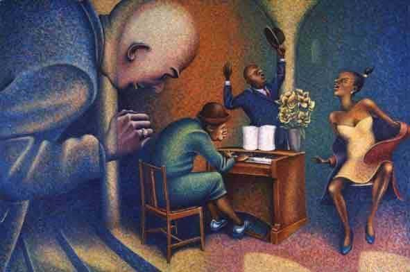 Cartes postales d'harmoniums et de reed organ Harmon11