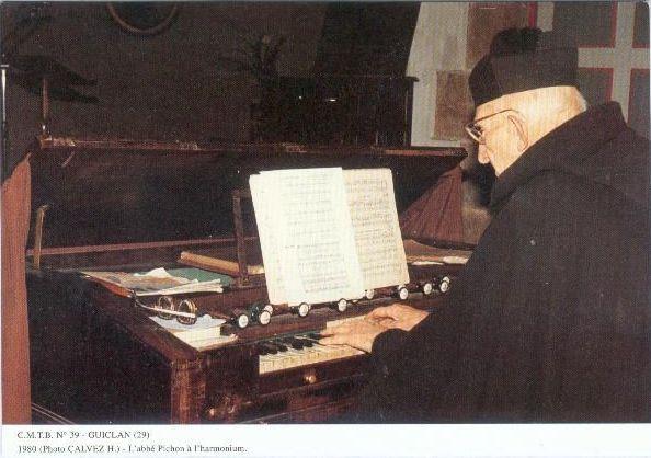 Cartes postales d'harmoniums et de reed organ L_abba10