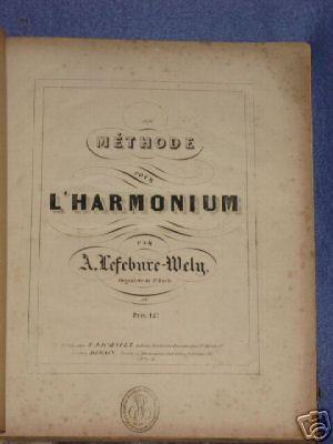 Inventaire des méthodes d'harmoniums Mathod13