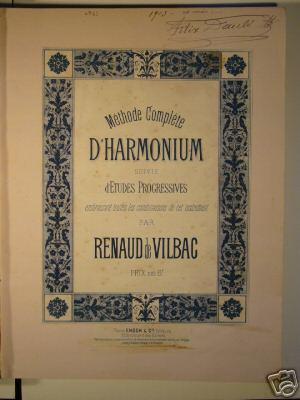 Inventaire des méthodes d'harmoniums Mathod14