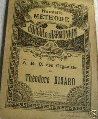 Inventaire des méthodes d'harmoniums Mathod15