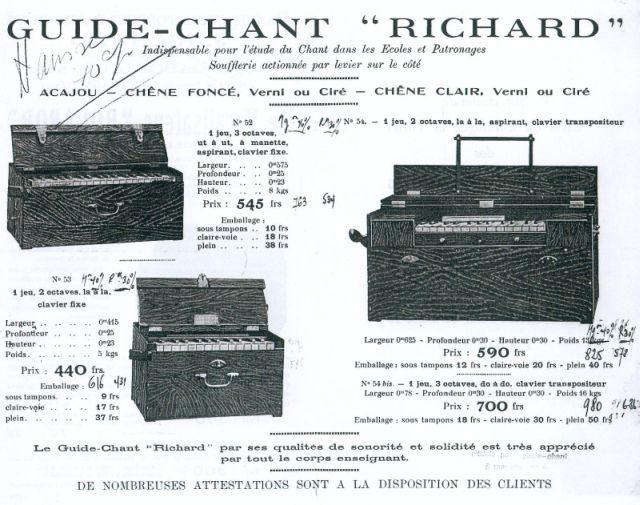 Les guides-chant Richar11