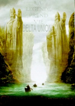 NEWAGE DELTA UNION Badrom11