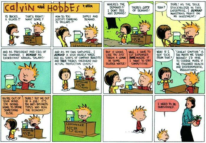 No So Funny Calvin10